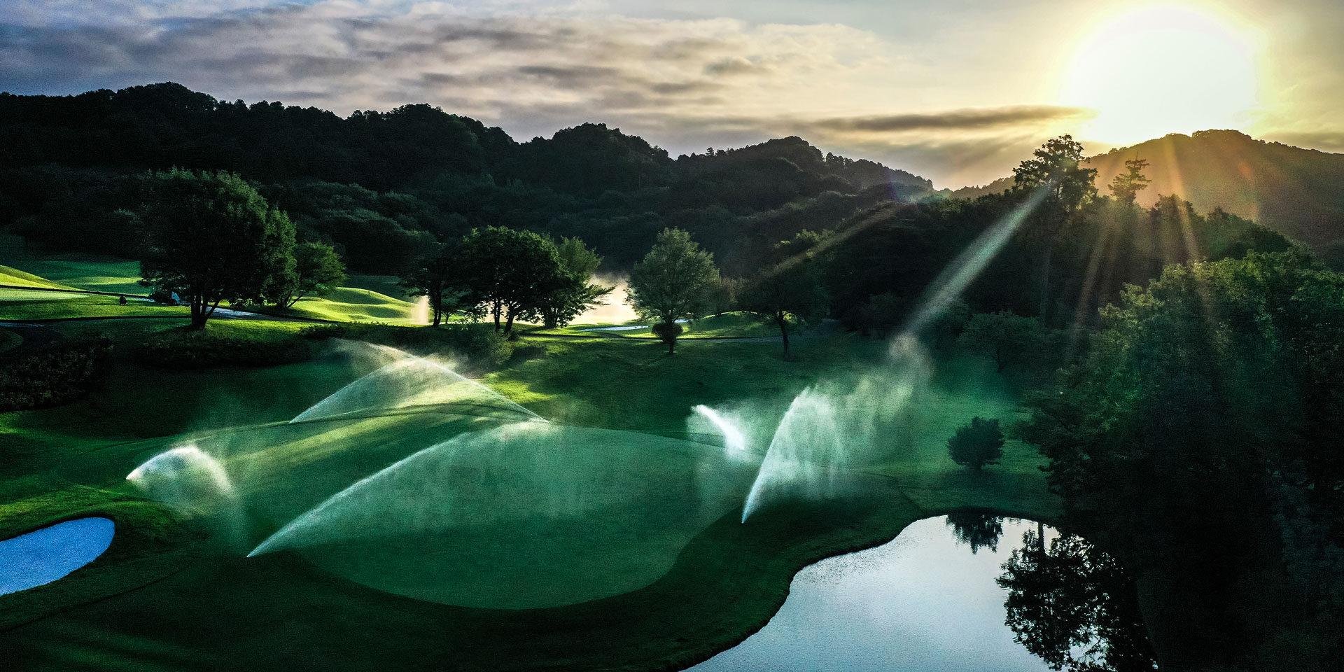 今このゴルフ場に生まれる未来